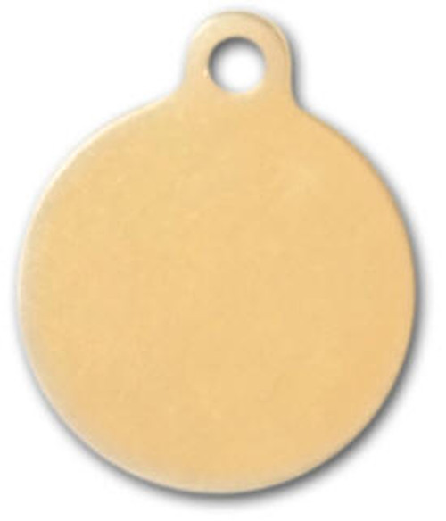 Yellow (Gold)  RingTag