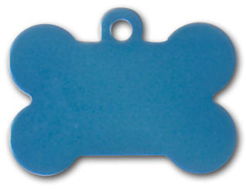 Blue Dog BoneTag