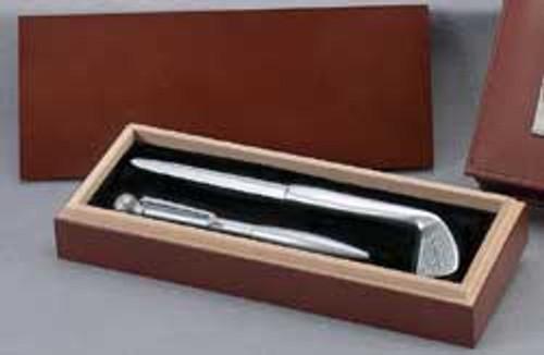 Golf Pen/Letter Opener Box Set
