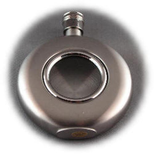Stainless Steel Porthole Flask