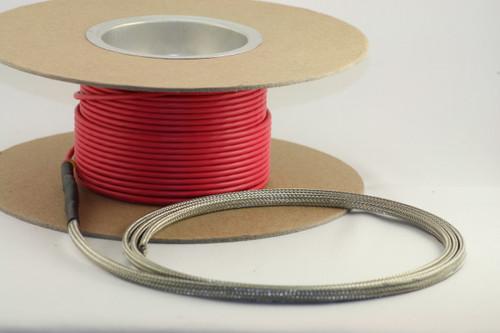Floor warming cable
