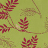 Gift Wrap - Twig - Green