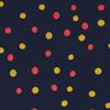 Gift Wrap - Big Bang Dots - Navy