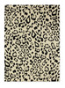 Gift Wrap - Leopard - Cream