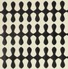 Gift Wrap - Wave - Cream/Black