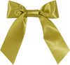 Custom Printing on Double Faced Satin Ribbon - Goldfinch