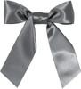 Custom Printing on Double Faced Satin Ribbon - Slate