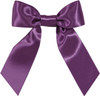 Custom Printing on Double Faced Satin Ribbon - Viola