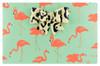 Paper Bow Topper - Leopard Cream/Black