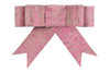 Sparkle Ribbon - Raspberry