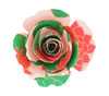 Paper Rose Topper - Water Lillies