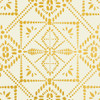 Gift Wrap - Batik - Cream and Metallic Gold