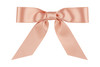 Double Faced Satin Ribbon - Rose Gold