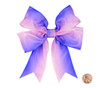 Ombre Double Bow: Hydrangea Topper