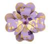 Paper Petal Flower Topper Cherry Blossom
