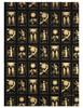 Tarot Cards - Black, Gold & Metallic