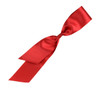 Half Bow Topper Red