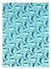 Sharks - Turquoise, Dark Blue/White