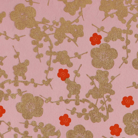 Gift Wrap - Cherry Blossom - Pink