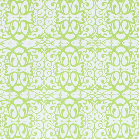Gift Wrap - Ladybug Lace - Green