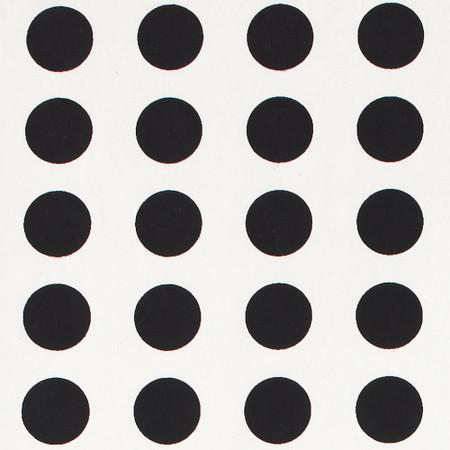 Gift Wrap - Dots - Black on Cream