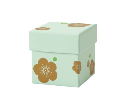 Favor Box Set - Blue Cherry Blossom