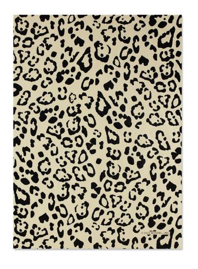 ... Gift Wrap - Leopard - Cream