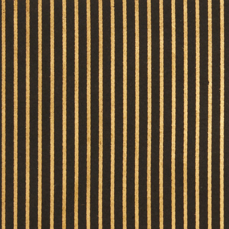 Gift Wrap - Duet - Gold on Black