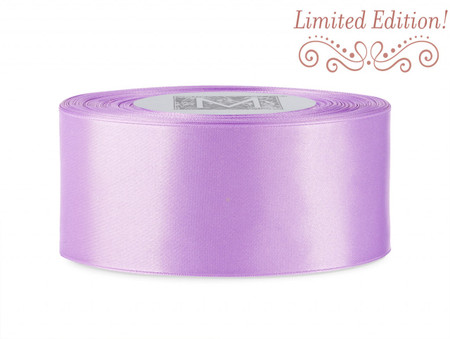 SALE! Double Faced Satin Ribbon - Orchid