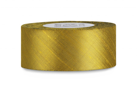 Dupioni Silk Ribbon - Harvest Gold