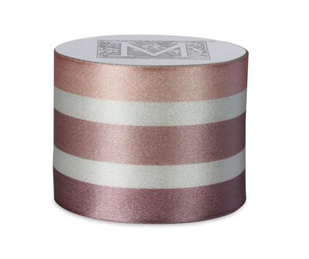 Vintage Striped Satin Ribbon