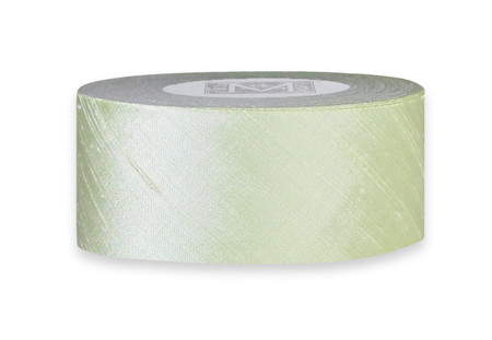 Dupioni Silk Ribbon - Honeydew