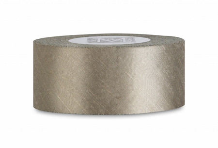 Dupioni Silk Ribbon - Mica