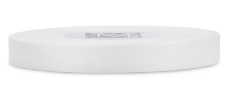 Herringbone Ribbon - White