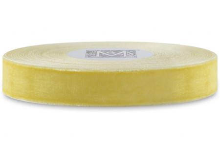 Velvet Ribbon - Yellow