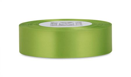 Custom Printing on Double Faced Satin Ribbon - Kaffir