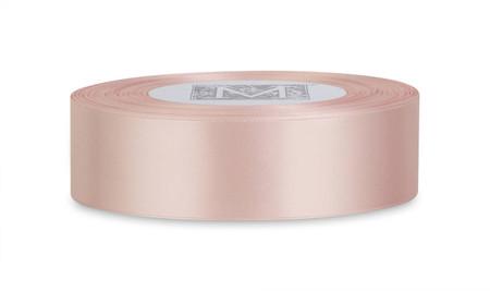 Custom Printing on Double Faced Satin Ribbon - Cherry Blossom