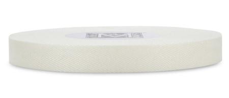 Custom Printing on Herringbone Ribbon - Bone