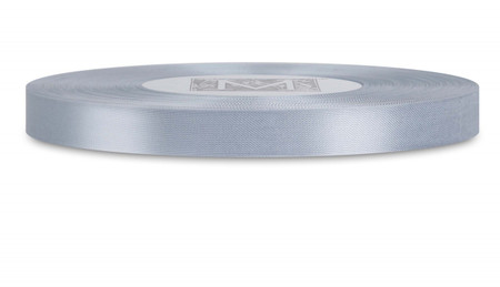 Custom Printing on Rayon Trimming Ribbon - Ice