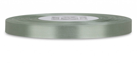 Custom Printing on Rayon Trimming Ribbon - Eucalyptus