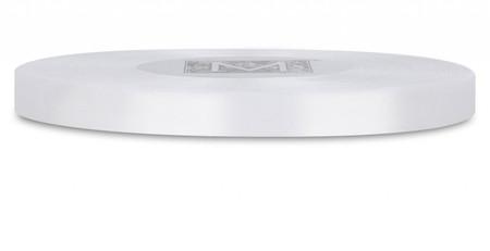 Custom Printing on Rayon Trimming Ribbon - White
