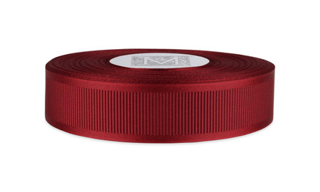 Satin Grosgrain - Rose Red