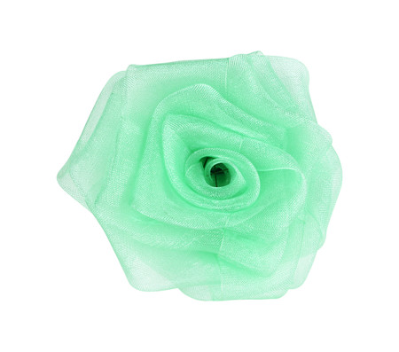 Organdy Rose: Blue Topper