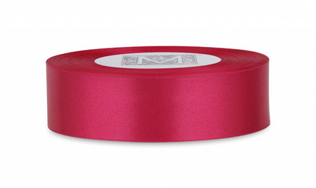 Double Faced Satin Ribbon - Bougainvillea