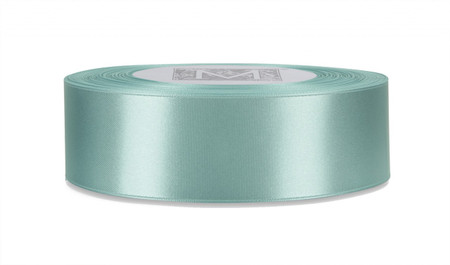 Double Faced Satin Ribbon - Aquamarine