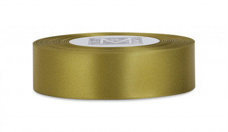 Double Faced Satin Ribbon - Fig