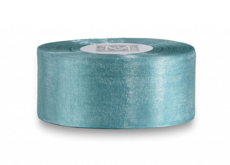 Organdy Ribbon - Robin's Egg Blue
