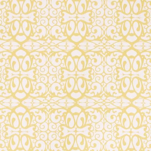 Gift Wrap - Ladybug Lace - Yellow