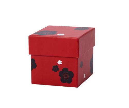 Favor Box Set - Red Cherry Blossom