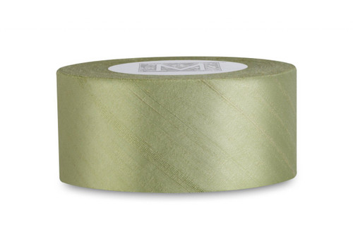 Dupioni Silk Ribbon - Celery